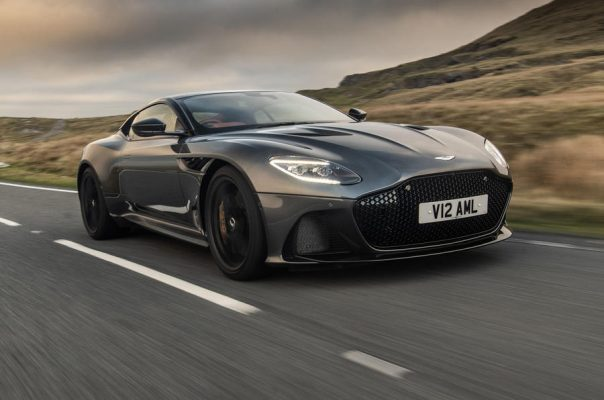3. Aston Martin DBS Superleggera