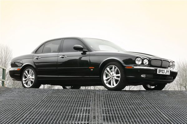 7. Jaguar XJ