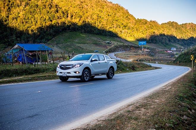 Mazda giảm đến 60 triệu đồng cho dòng xe bán tải BT50