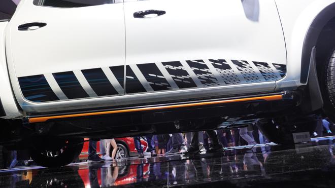 Nissan Việt Nam trình làng Navara phiên bản Black Edition A-IVI tại VMS 2019