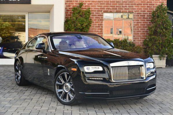 13. Rolls-Royce Wraith