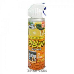 Bán bình khử mùi máy lạnh Forest Bullsone 171ml cho ô tô (2)