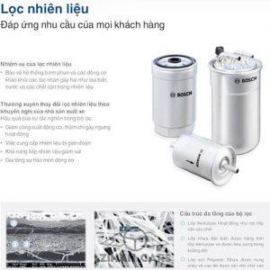 Bán bộ lọc nhiên liệu diesel Bosch chính hãng cho xe ô tô (2)