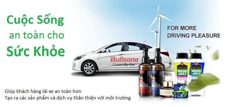 Bán chất tẩy nhựa đường và keo dán Bullsone 400ml chính hãng1