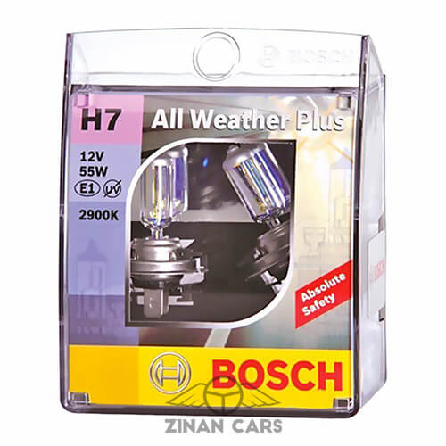 Bóng đèn Bosch Plus cho xe ô tô H1 H4 H7 chính hãng (1)