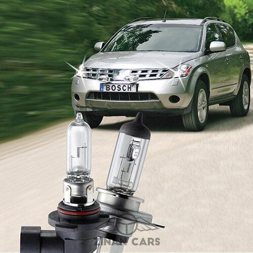 Bóng đèn Bosch Plus cho xe ô tô H1 H4 H7 chính hãng (2)