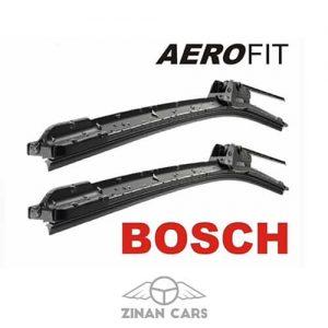 Cần gạt nước mưa ô tô Bosch Aerofit 14-28 inch loại bỏ nước và bụi (1)