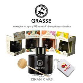 Nước hoa Bullsone Grasse nhiều mùi hương cao cấp ô tô (1)