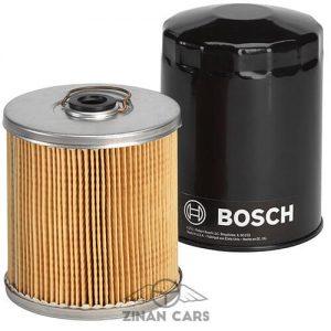 hình ảnh bộ lọc dầu nhớt Bosch chính hãng cho xe ô tô (3)