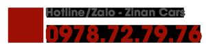 số điện thoại Zinan Cars